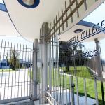 L'ingresso del Chris Cappell college