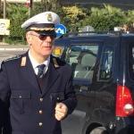 Il comandante della Polizia locale di Nettuno Antonio Arancio