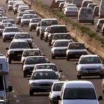 Traffico bloccato sulla Pontina