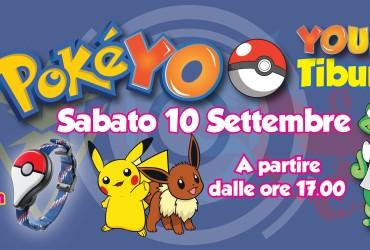 I Pokemon protagonisti a YounGo