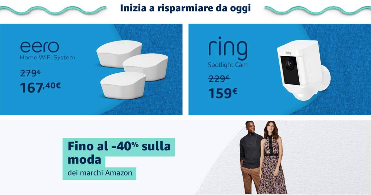 Offerte Amazon Prime Day 2020