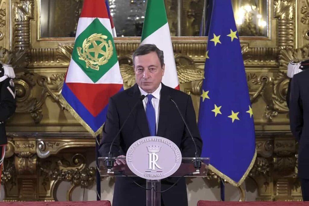Diretta Mario Draghi Oggi  Orario E Dove Guardare Il Discorso In Tv E Live
